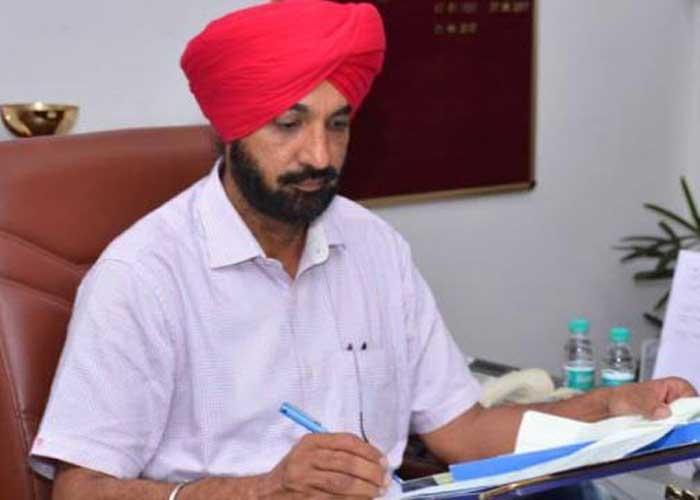 Kahan Singh Pannu IAS