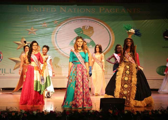 LPU United Nations World Finale Modelling