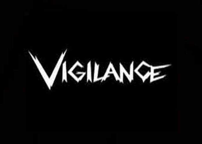Vigilance black logo