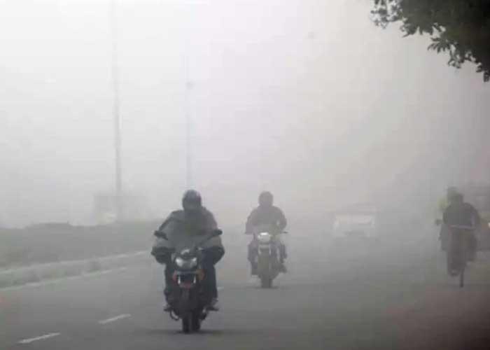 Fog in Punjab
