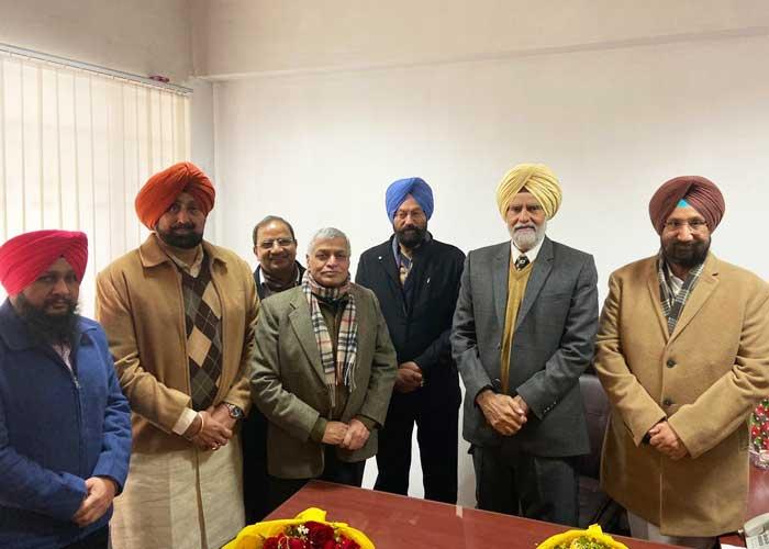 Gurjit Singh Lehal joins NRI Commission Punjab