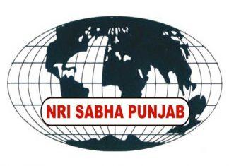 NRI Sabha Punjab Logo