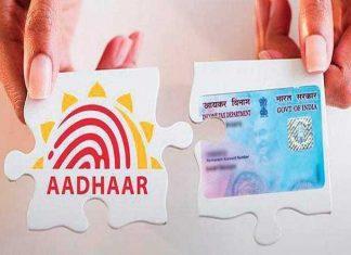 PAN Aadhaar Linking