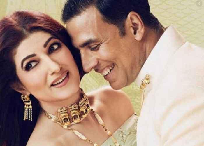 Twinkle Khanna Akshay Kumar