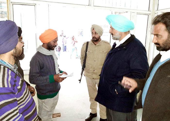 Balbir Sidhu Orthopedicians in Punjab hospital