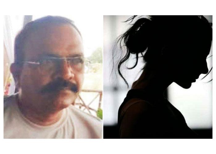 DIG Nishikant More Sexual Abuse