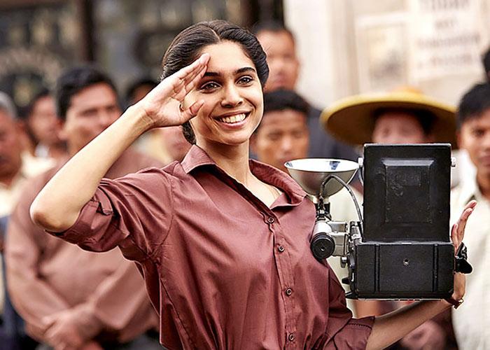 Debutant Sharvari