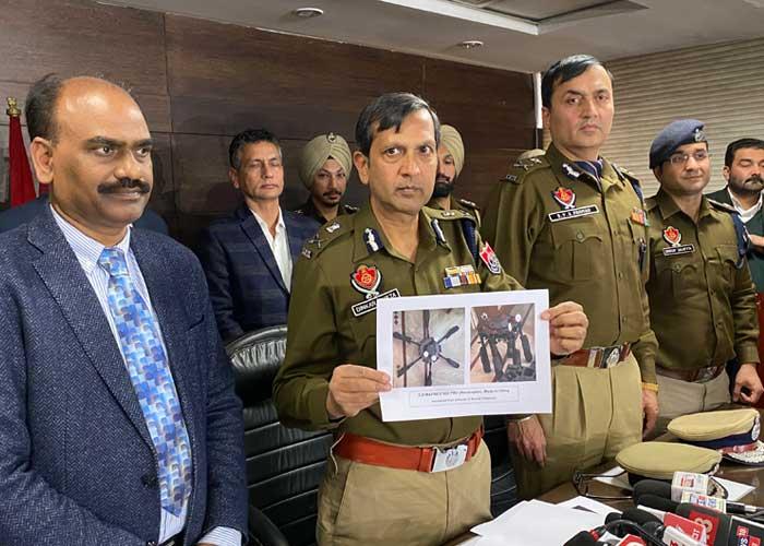 Dinkar Gupta PC narco terror module busted