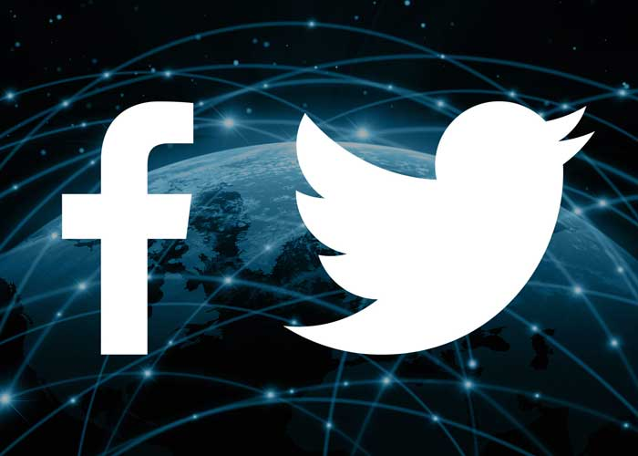 Facebook Twitter