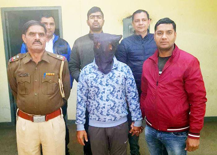 Haryana Police arrest Most Wanted Criminals