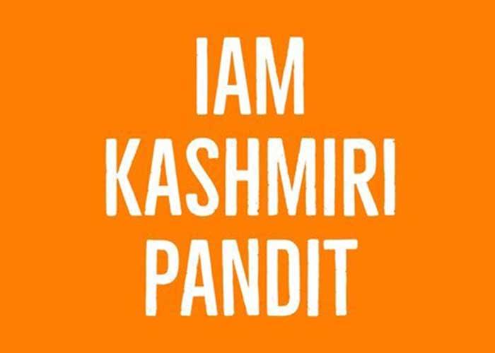 I Am Kashmiri Pandit