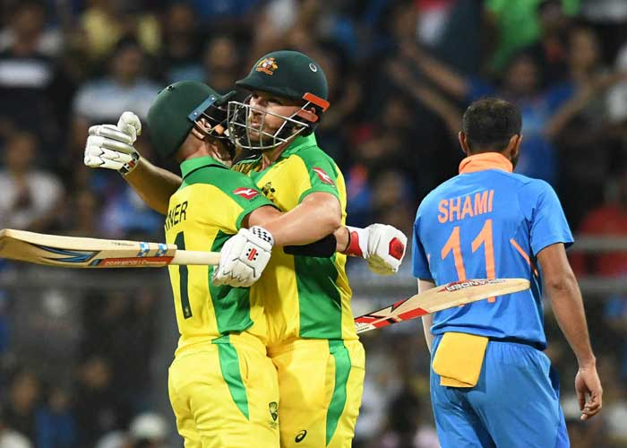 India Aus ODI Mumbai 14Jan20