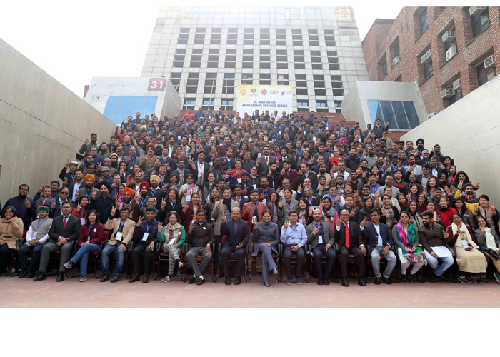 Innovation Ambassadors concludes at LPU