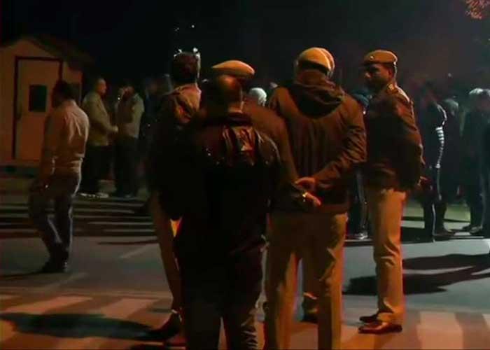JNU campus voilence Police 5jan20
