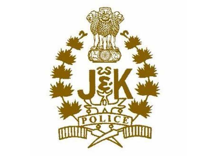 Jammu and Kashmir Police Logo
