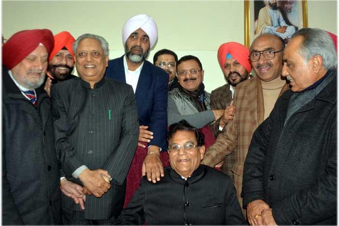 Jugal Kishore Sharma assumes Seed Corp charge