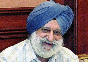 Justice Kuldeep Singh