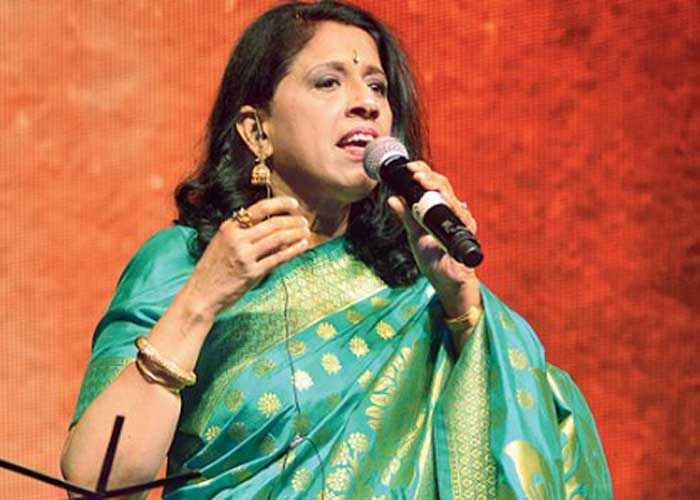 Better market for independent music now, says Kavita Krishnamurthy -  YesPunjab.com