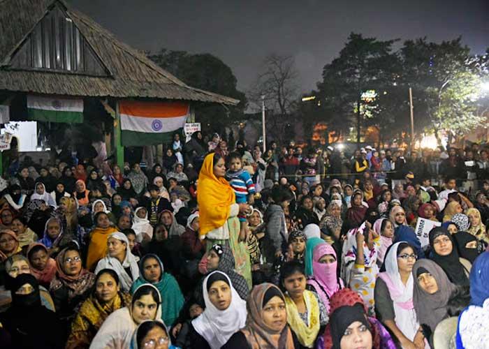 Kolkata Park Circus Anti CAA Protest