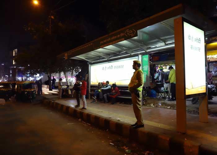 Nirbhaya Bus Stop where all start