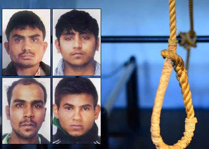 Nirbhaya Rapists Noose