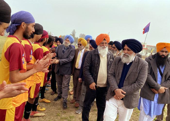 North India football tournament