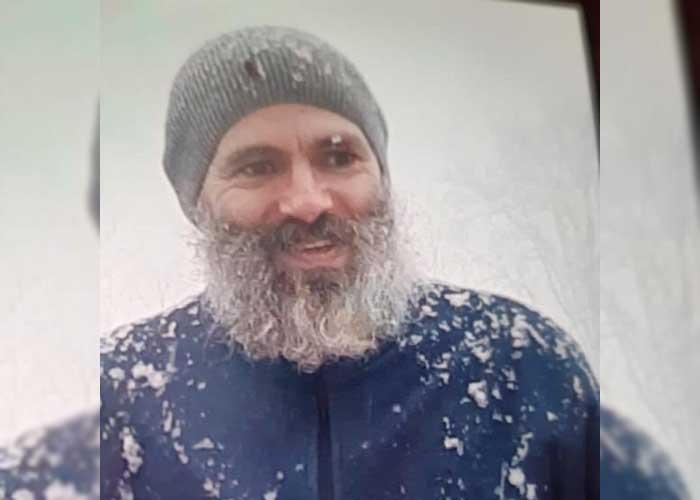 Omar Abdullah Long White Beard