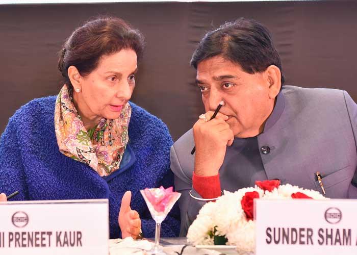 Preneet Kaur Sunder Sham Arora
