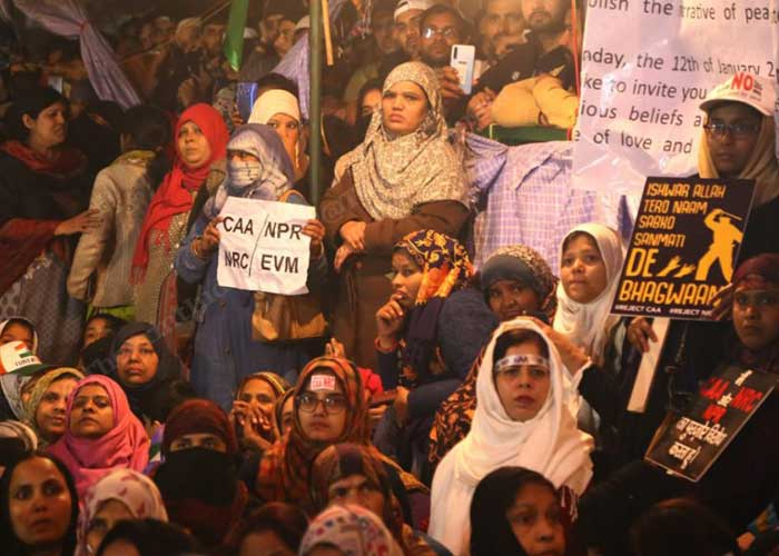Shaheen Bagh Anti CAA Protest