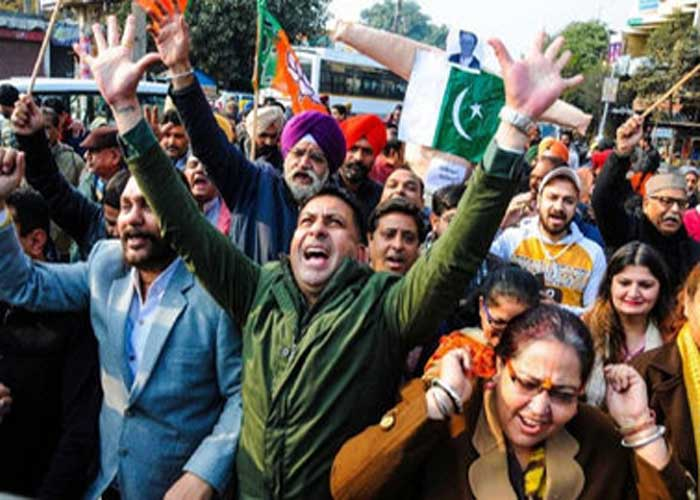 Sikh protests lucknow