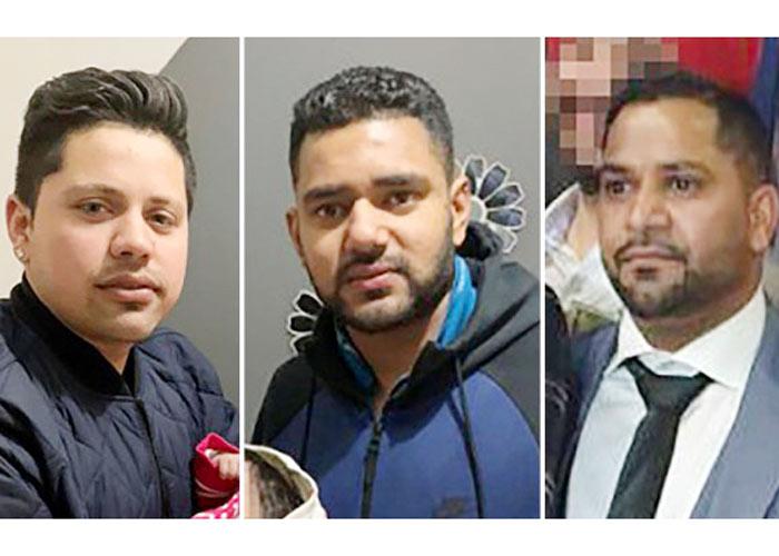 Sikhs Murder in London