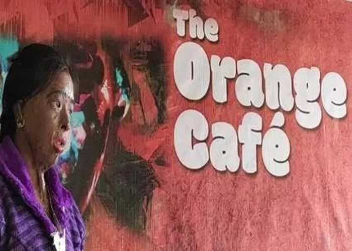 The Orange Cafe Varanasi
