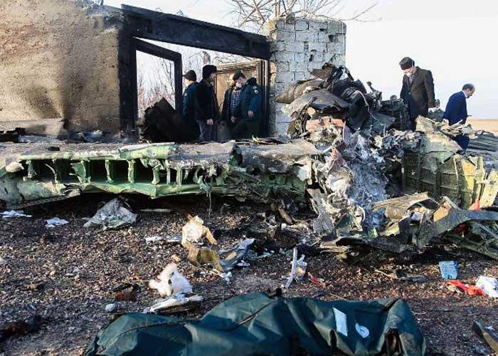 Ukraine Plane Crash Iran