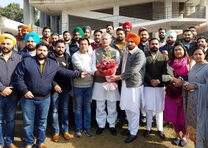 Youth Congress Sunil Jakhar