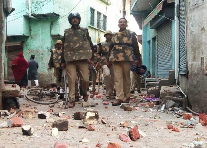 Aligarh Anti CAA violent protest
