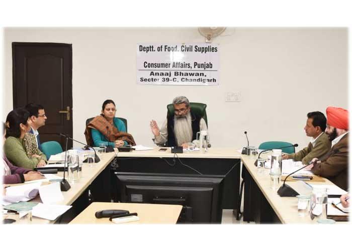 Bharat Bhushan Ashu Smart Card meeting