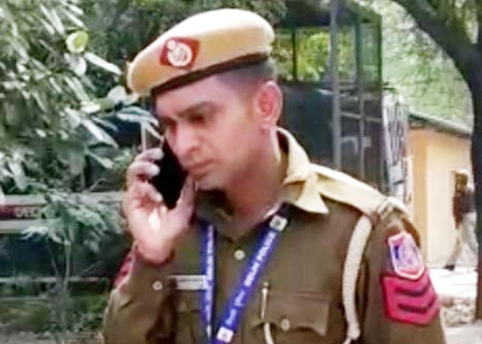 Deepak Dahiya Delhi Police
