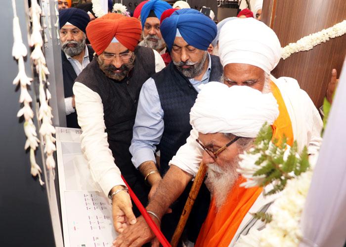 Delhi Committee inaugurated printing press