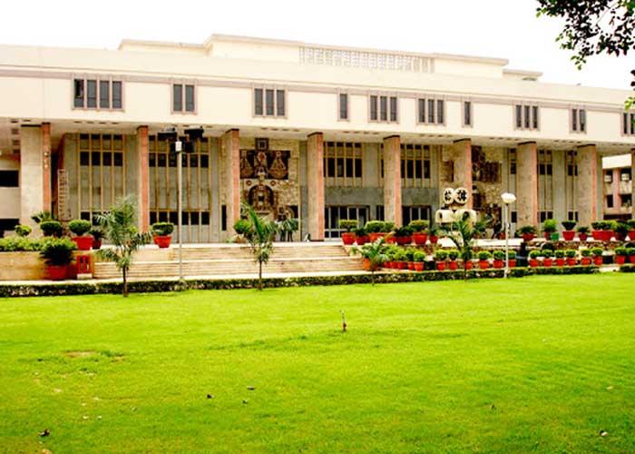 Delhi High Court Building