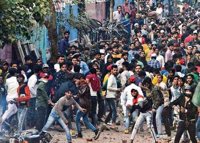 Delhi Maujpur violence