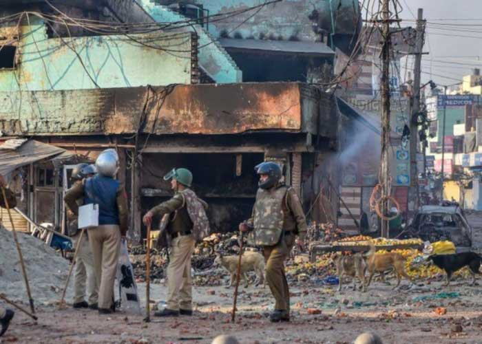 Delhi North East Violence Feb20