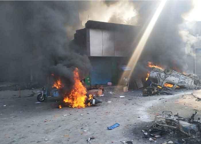 Delhi Northeast Violence
