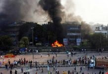 Delhi violence northeast