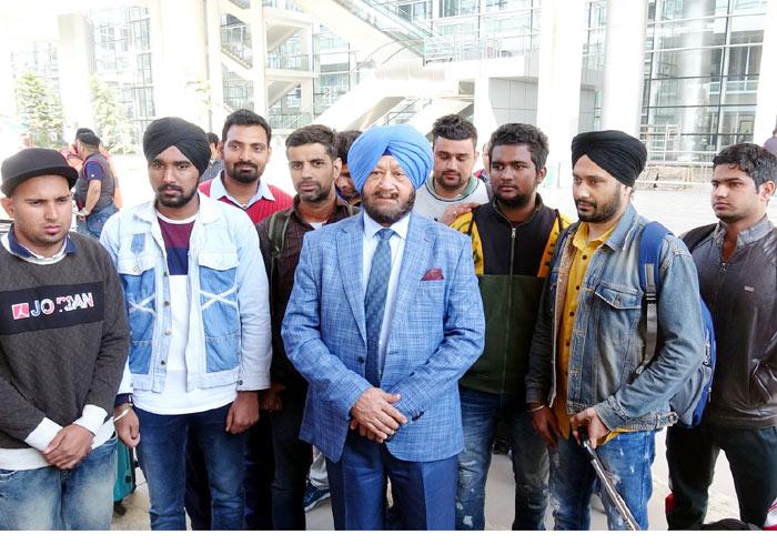 DrOberoi Boys brought Dubai to India