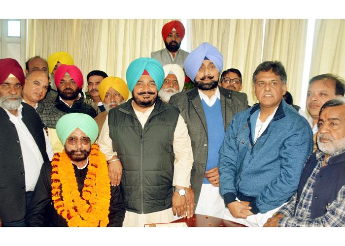 Gurinderpal Singh Billa Vice Chairman