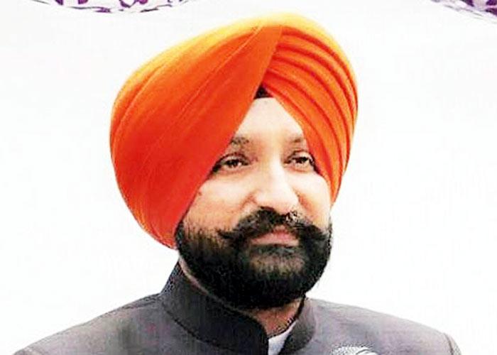 Harinderpal Singh Chandumajra