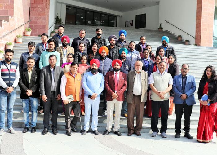 IKGPTU organizes AICTE Training Program