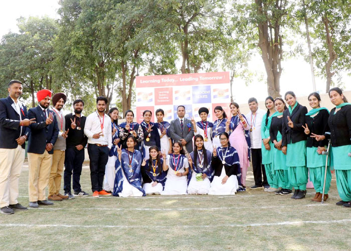 Innocent Hearts organizes Annual Sports Meet