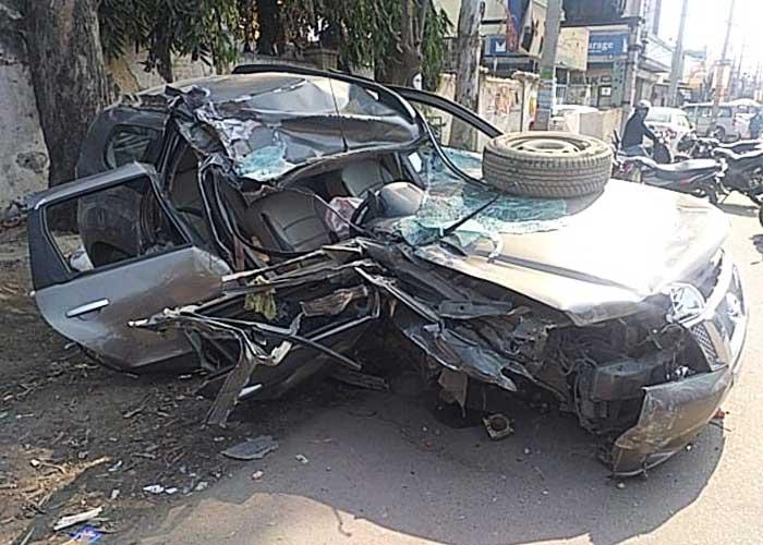 Jalandhar Accident 24Feb20
