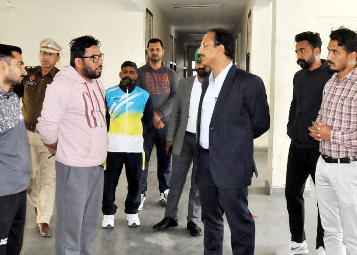 Jalandhar DC announces restore Sports College